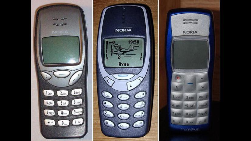 Fotos de telefonos celulares antiguos y modernos 15