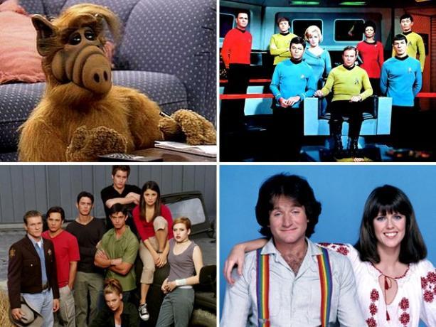 extraterrestre serie tv