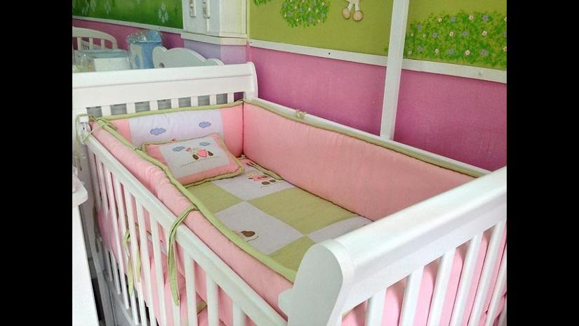 Llega el bebé!: Muebles para el cuarto del recién nacido