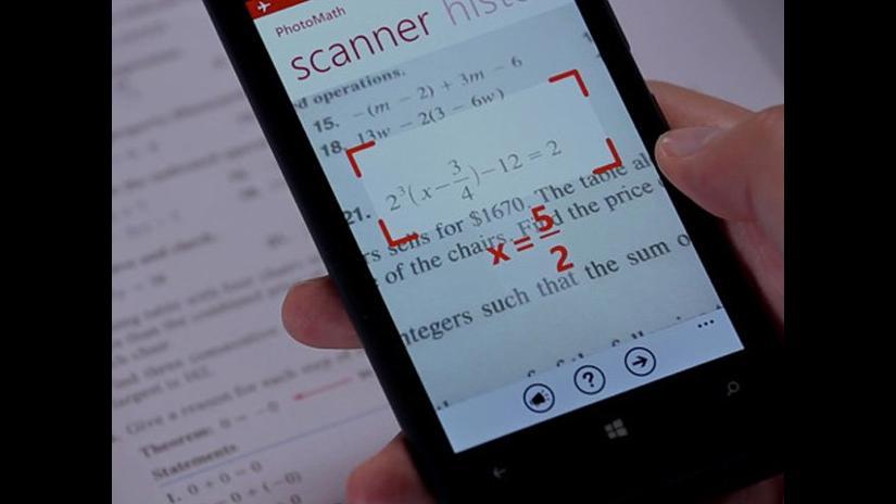 Photomath La App Que Resuelve Problemas De Matematicas Rpp Noticias