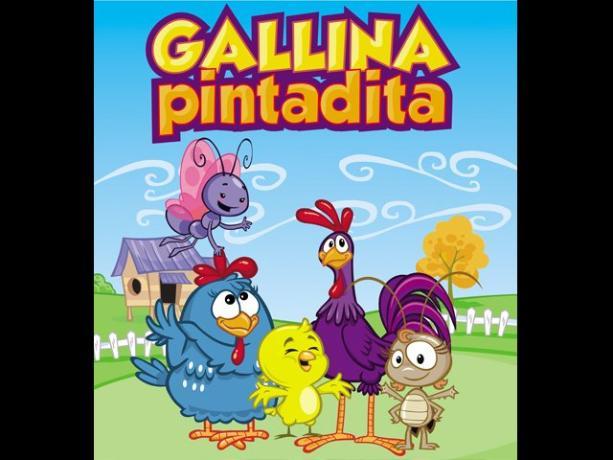 El Show Oficial De La Gallina Pintadita Llega Al Perú Rpp Noticias