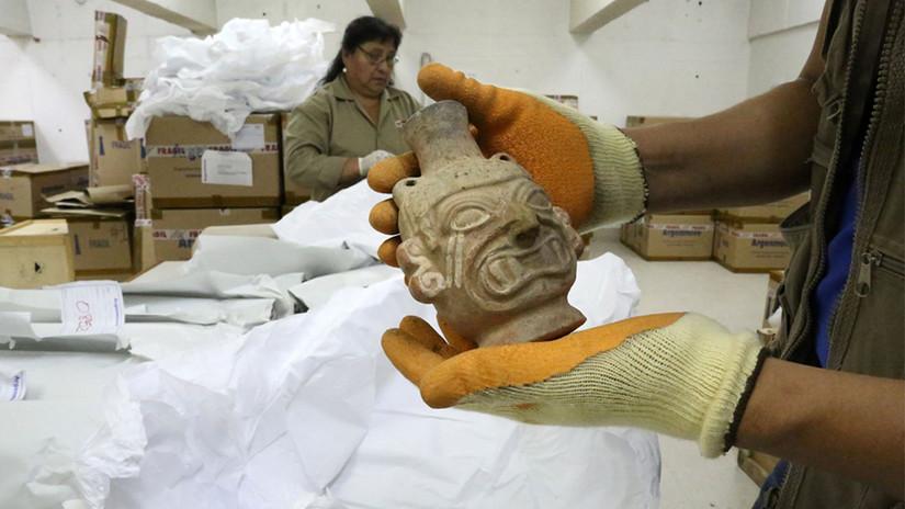 Se trata, hasta la fecha, de la repatriación más cuantiosa de piezas por dicho concepto, constituyendo una muestra de la cooperación y armonía del trabajo conjunto llevado a cabo por los gobiernos del Perú y Argentina contra el tráfico ilícito de patrimonio cultural.