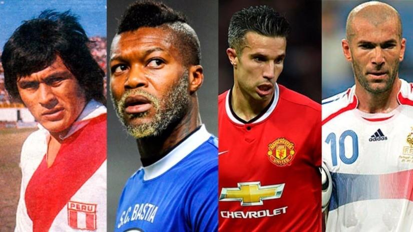 Futbolistas Que Se Inspiraron En Sus ídolos Para Ponerle Nombre A