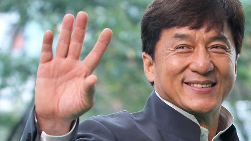 Jackie Chan: El actor figura en los los documentos filtrados como accionista de seis sociedades con sede en las Islas Vírgenes Británicas.
