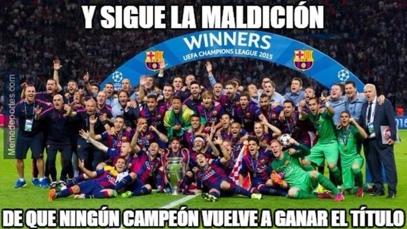 Champions League: los memes que dejó cuartos de final en Facebook ...