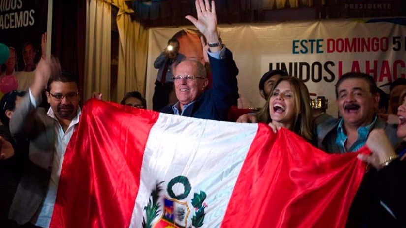 """PPK: """"Pese a comentarios malintencionados haré de mi Perú un mejor país"""""""