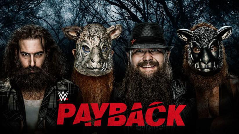 WWE Payback 2016: la cartelera del evento posterior a WrestleMania