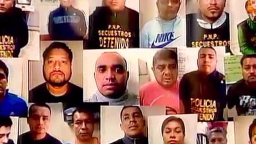 Los nexos que llevaron a la Policía a dar con Barrio King