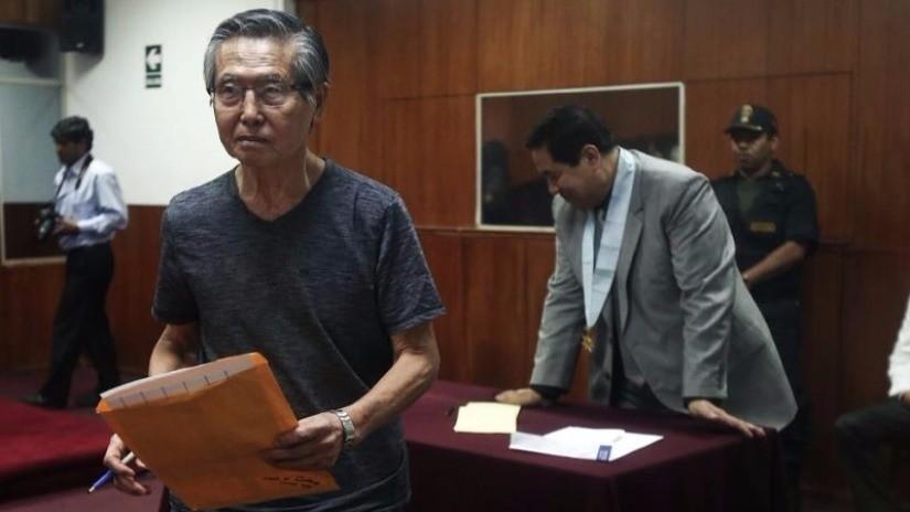Alberto Fujimori: TC rechazó anular condena a 25 años