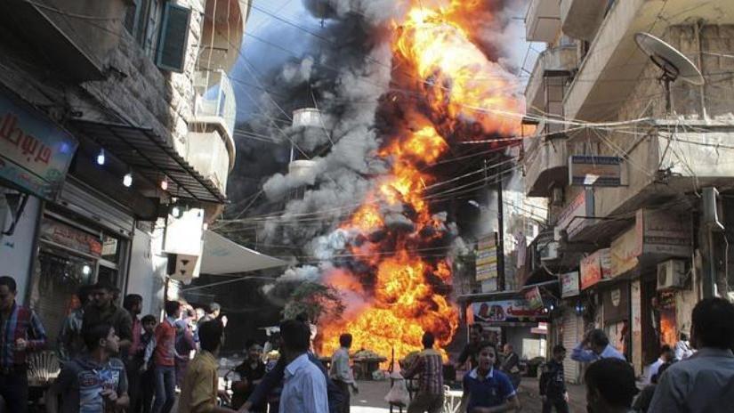 La fatídica historia de Alepo, la ciudad más grande de Siria