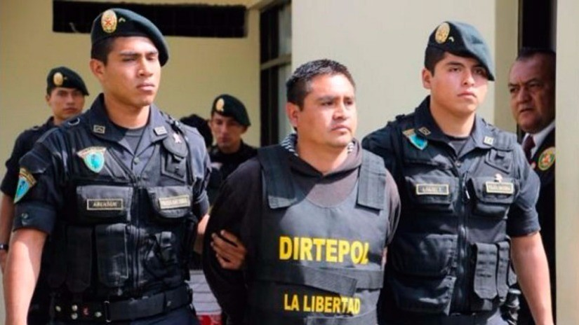 Varios policías detenidos por actos delictivos en todo el Perú
