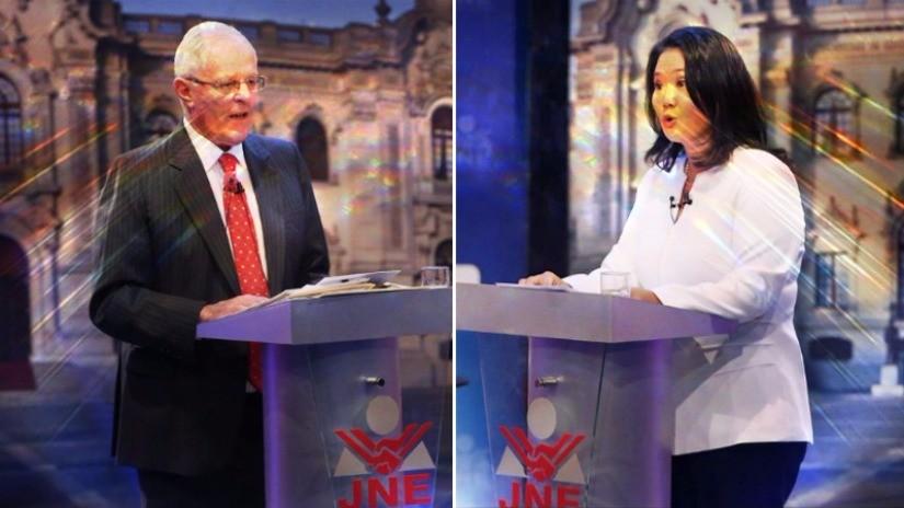 Debate presidencial: EN VIVO Keiko Fujimori y PPK exponen sus propuestas en Lima