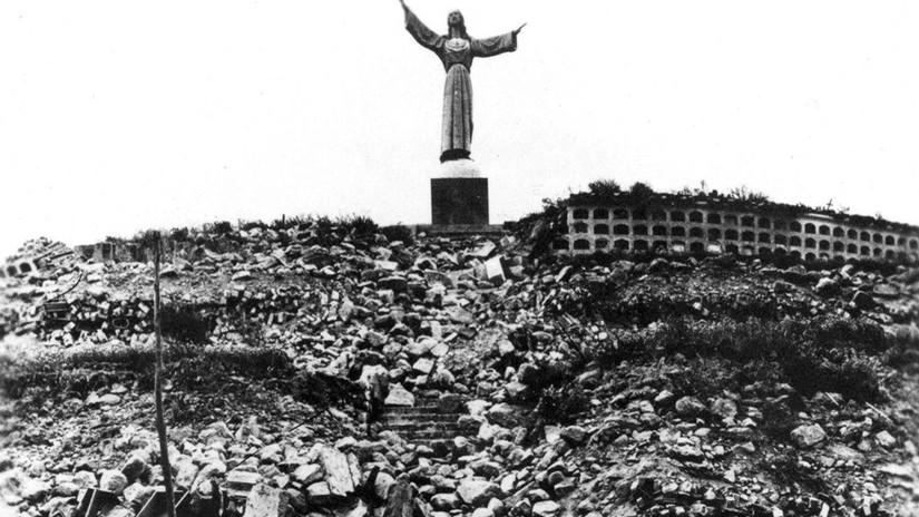 FOTOS: 46 años del devastador terremoto de Yungay