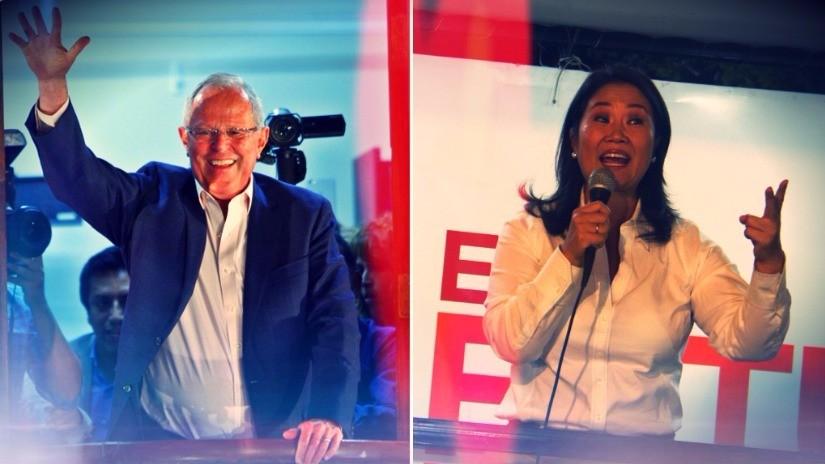 Onpe al 96.23%: PPK amplía ligeramente ventaja sobre Keiko Fujimori