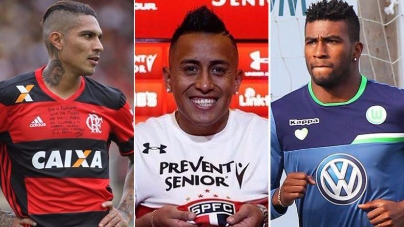 Selección Peruana: ¿en qué Copa América se vendieron más jugadores?