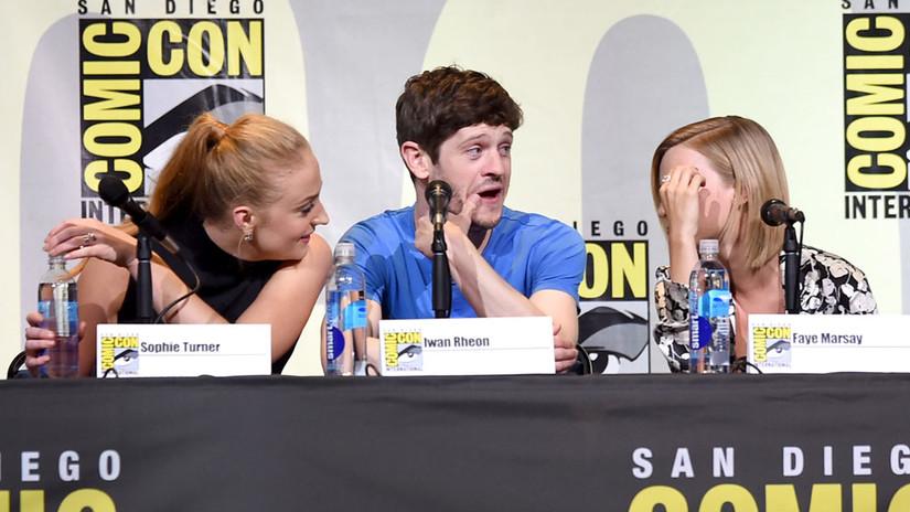 Game of Thrones: elenco participó de panel en la Comic Con [FOTOS]