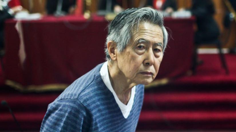Alberto Fujimori presentó nuevo pedido de indulto
