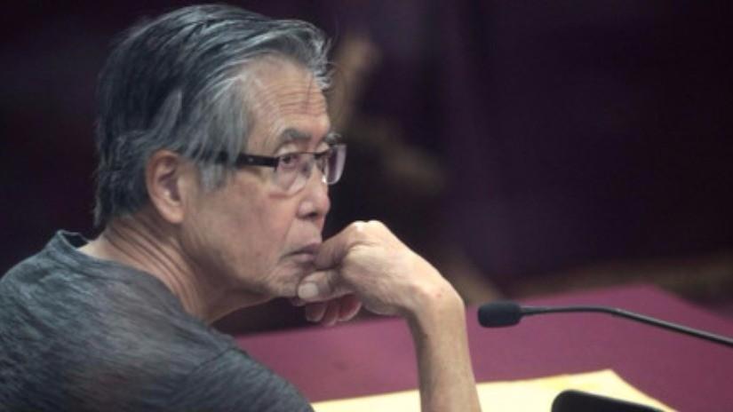 Ministerio de Justicia admite a trámite solicitud de indulto para Fujimori
