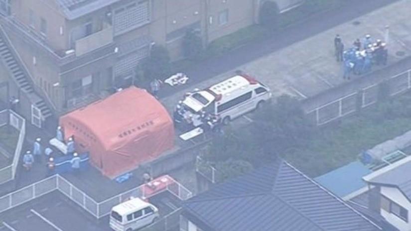 Japón: al menos 19 muertos tras ataque en albergue de Tokio