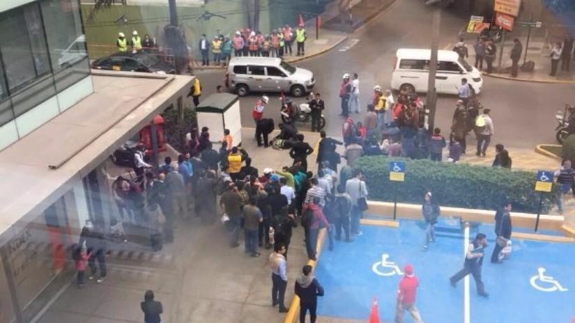 Asalto a cambista dejó una persona fallecida en San Isidro tras balacera