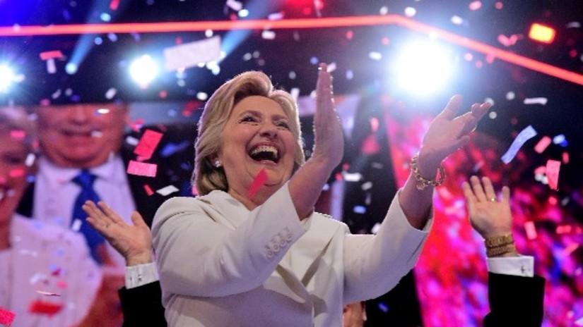 Las estrellas que apoyaron a Hillary Clinton en la convención Demócrata