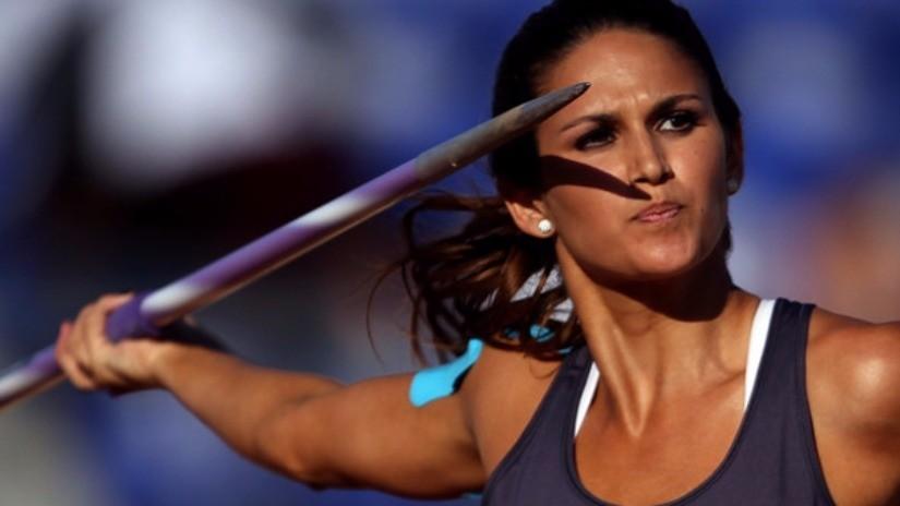 Fotos: Leryn Franco, la ex atleta paraguaya que se convirtió en modelo