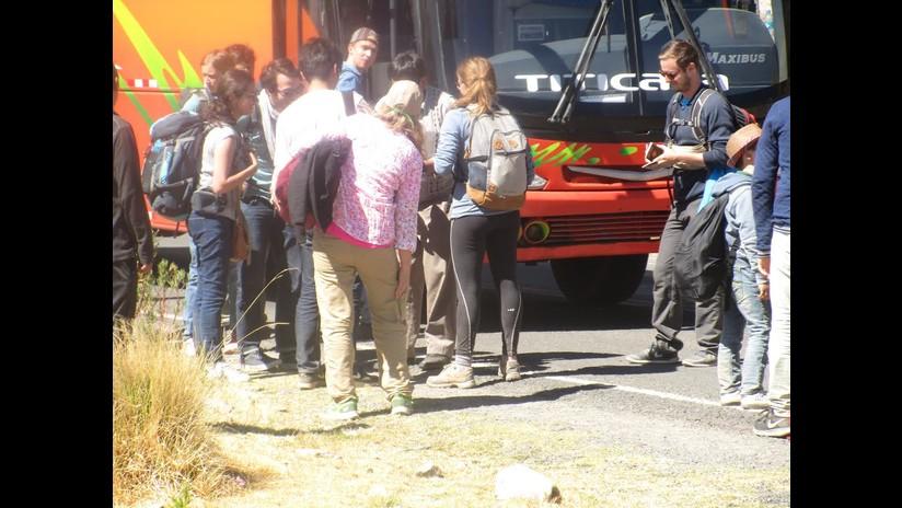 Yunguyo: paso por frontera sigue restringido por paro de bolivianos