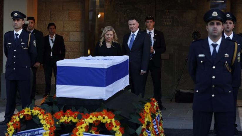 El pueblo de Israel y presidentes del mundo despiden a Shimon Peres