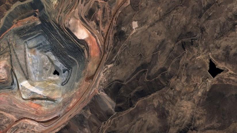Estas son las primeras imágenes enviadas por el PerúSAT-1
