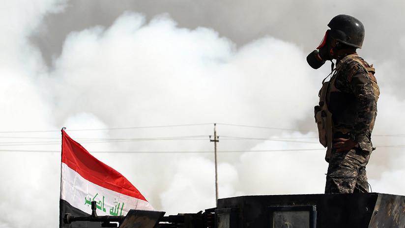 Las fuerzas kurdas están a solo 8 kilómetros de Mosul