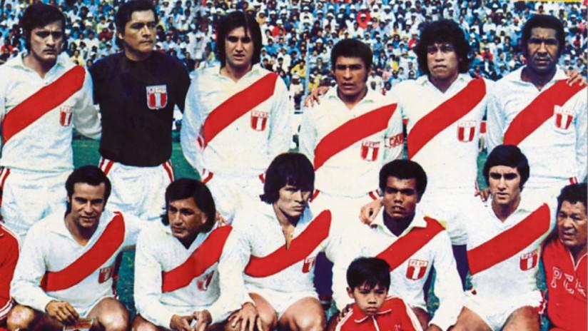 Selección Peruana se coronó campeona de América hace 41 años