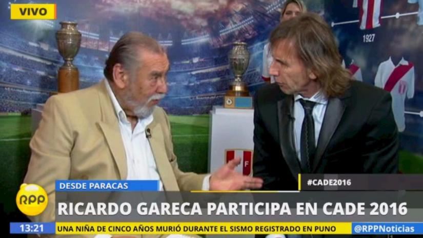 Ricardo Gareca sobre Jefferson Farfán: