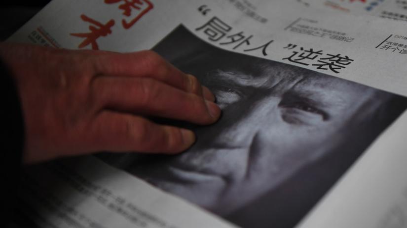 Donald Trump cometió su primer error diplomático antes de ser presidente