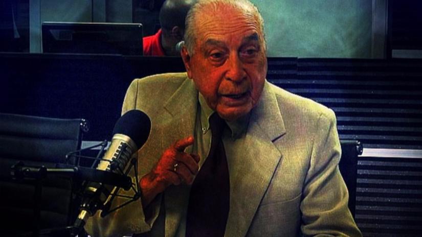 Francisco Morales Bermúdez en 2012: