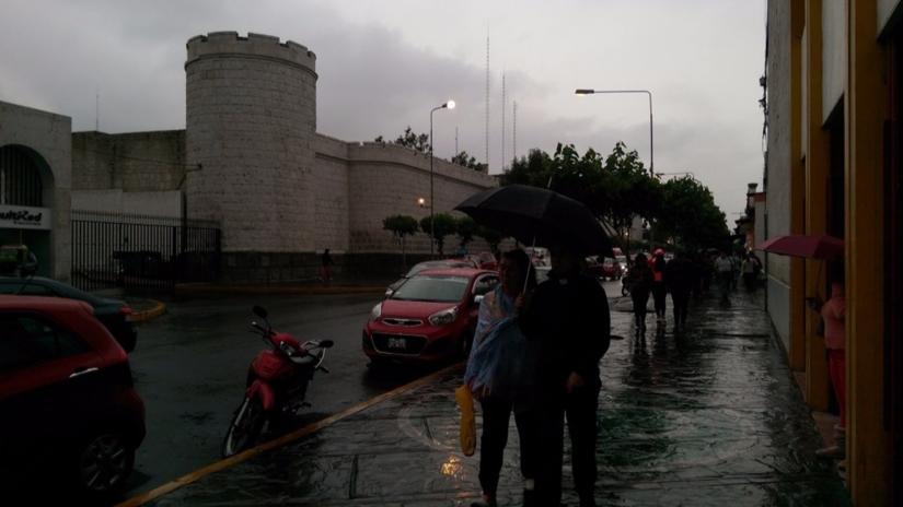 Senamhi alerta mayor intensidad de lluvias en febrero