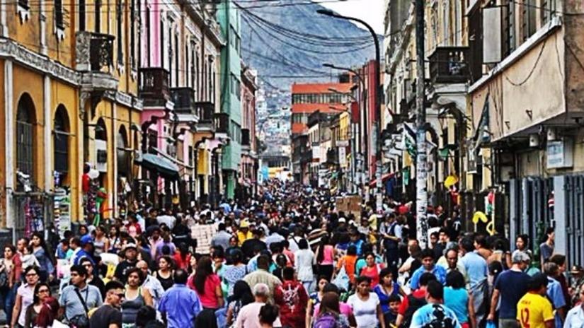 El 39.1% de los residentes de Lima no nacieron en la capital