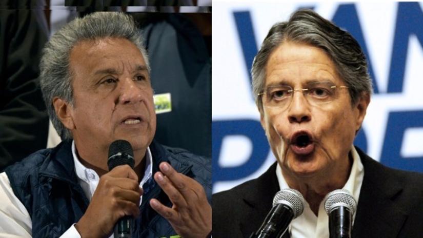 Consejo electoral ecuatoriano confirma que habrá segunda vuelta