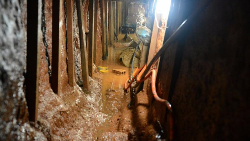 Descubren un túnel para realizar fuga masiva en una cárcel de Brasil