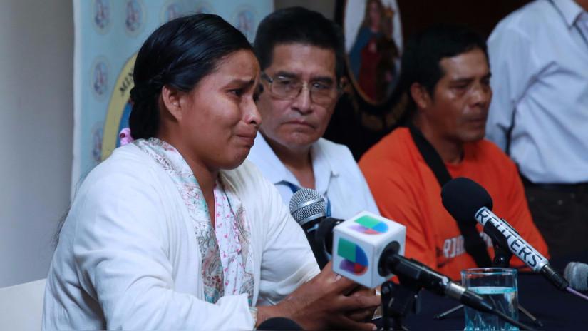 Habla una de las personas que rescató a Evangelina Chamorro en Punta Hermosa