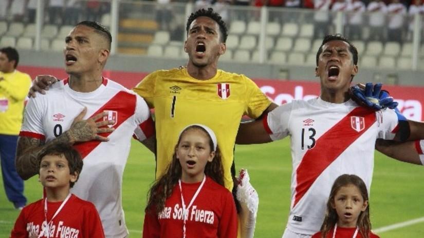 Las mejores postales del triunfo de la Selección Peruana ante Uruguay