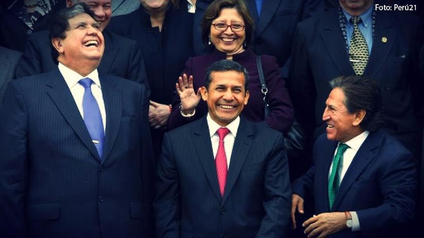 Reportaje | Perú pagó S/ 7.9 millones en pensiones a sus expresidentes desde 1995