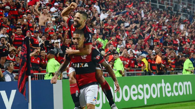 Así informó la prensa brasileña sobre la gran actuación de Paolo Guerrero