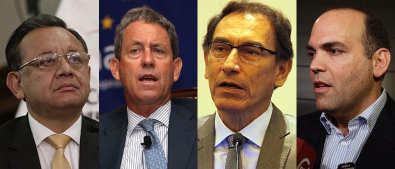 Audio revela reunión secreta entre el contralor y tres ministros, según Beto a Saber