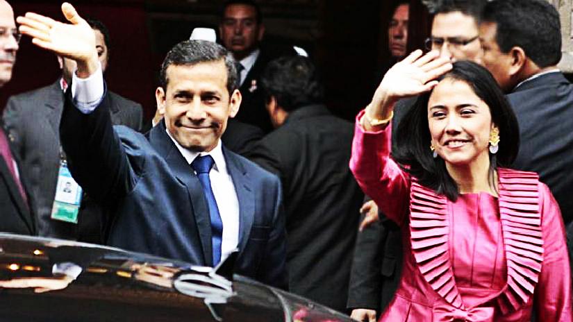 Poder Judicial resuelve hoy prisión preventiva contra Ollanta Humala y Nadine Heredia