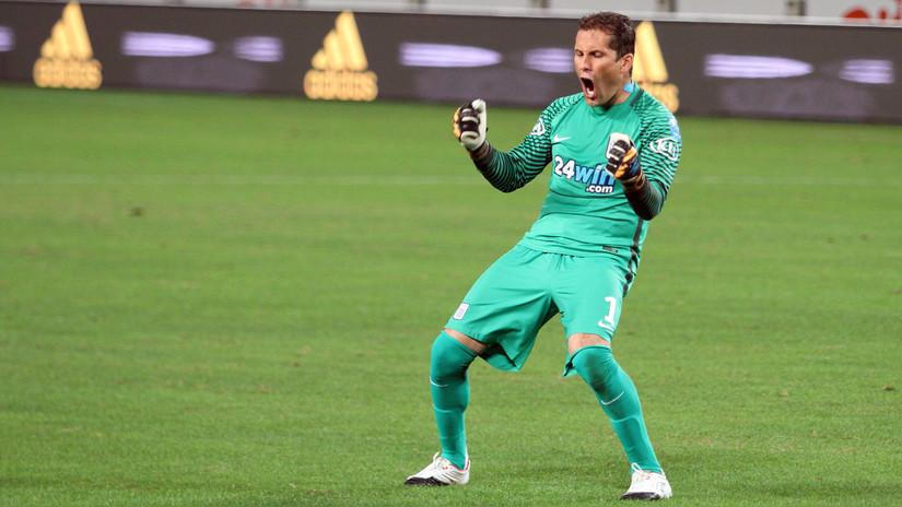 Alianza Lima ganó 1-0 a Cristal y es el único líder del Torneo Apertura
