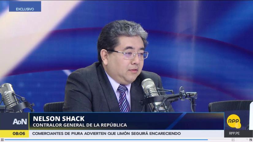 Nelson Shack:
