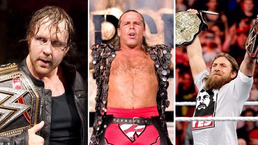 Conoce a todos los 'Grand Slam Champions' que tiene la WWE
