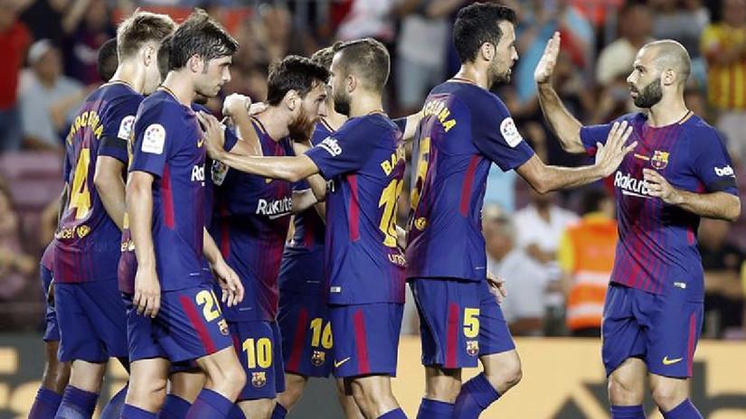 Barcelona buscará el triunfo ante Alavés bajo la guía de Lionel Messi