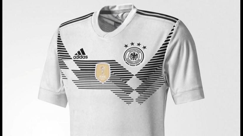 c7cfa2b1e70c1 Rusia 2018  se filtran probables camisetas para el mundial