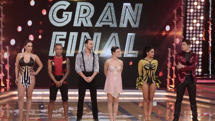 El Gran Show   Anahí de Cárdenas se quedó con la corona